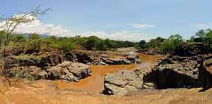 Africa; Kenya; Kerio Valley; Kerio River; rock