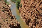 Africa; Morocco; Atlas; mountains; Dades gorge